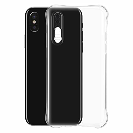 premium selection 91be5 86c9e Amazon.com: For For iPhone X 5.8 inch Case , Livoty LED Flash Light ...