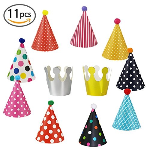 birthday cone hats for adults - 8