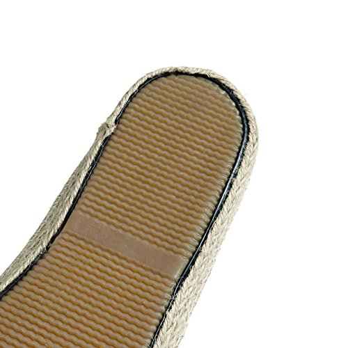 Superdry Adam Premium Espadrilles Total Eclipse Weave Nd57YMDvPX