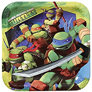 Amazon.com: American Greetings Teenage Mutant Ninja Turtles ...