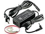 iTEKIRO 45W AC Adapter Charger for Acer Aspire R7-371T-78GX, R7-371T-78UV, R7-371T-78XG, R7-371T-79TB, R7-372T, R7-372T-77LE, SW5-171, SW5-171-325N, SW5-171-34ZR, SW5-171-39LB, SW5-171-80KM, SW5-171-86EE, SW5-171P, SW5-171P-82B3, SW5-173 + 10-in-1 USB Charging Cable
