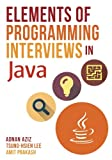 img - for Elements of Programming Interviews in Java book / textbook / text book