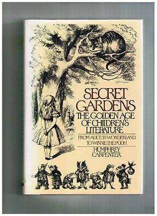 book cover of Secret Gardens
