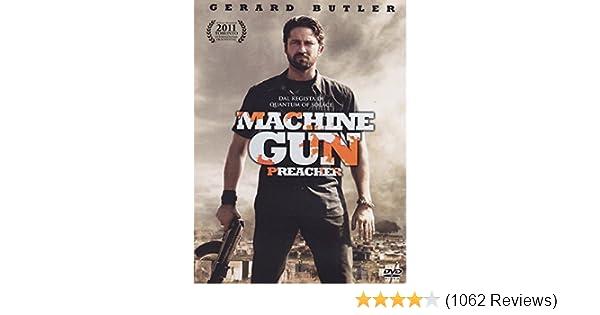 Amazon.com: machine gun preacher dvd Italian Import: gerard butler, michael shannon, marc forster: Movies & TV