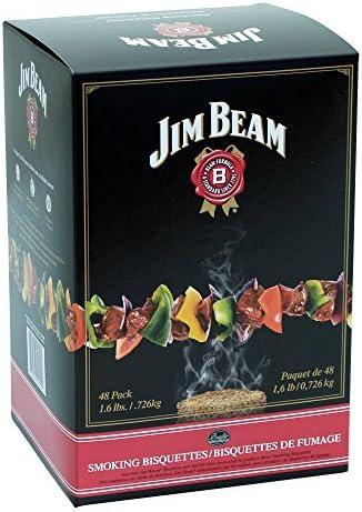 Bradley Smoker Jim Beam Smoking Bisquettes
