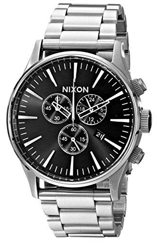 nixon-mens-a386000-sentry-chrono-watch