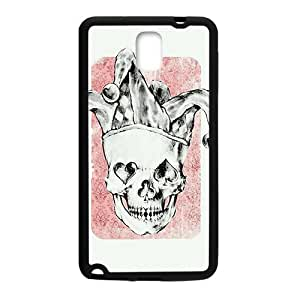 HDSAO Skull Phone Case for samsung galaxy Note3 Case