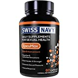 Swiss Navy Ejacumax Male Enhancement, 60 Count