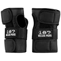187 Killer Pads Wrist Guards, S by 187