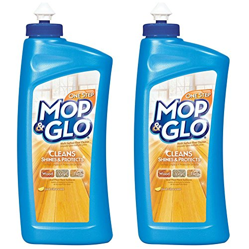 Mop & Glo Multi-Surface Floor Cleaner, 32 Ounce (Pack of 2) ()