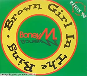 BONEY M-Brown Girl In The Ring-CDM