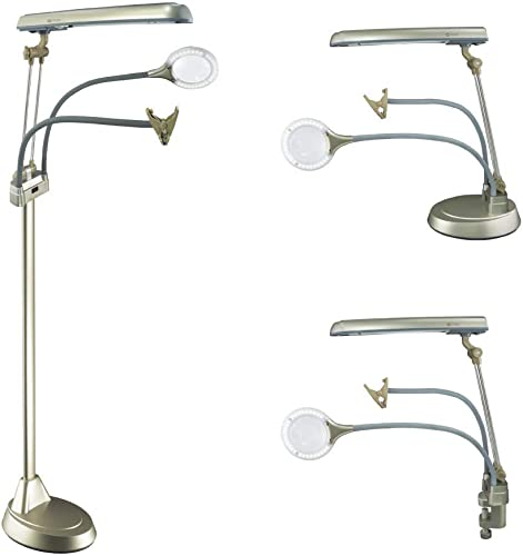 OttLite Ultimate 3-in-1 Craft Lamp