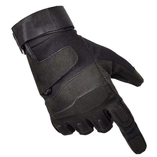 Luxsea Cozy Military Camping Tactical Airsoft Paintball Hunting Motorcycle Sport Gloves