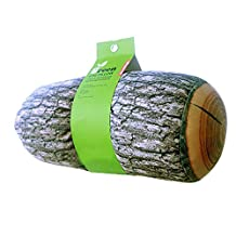 FaLiang Logs Roll Pillow Cylindrical Car Cushion