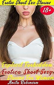 Explicit Forbidden Erotica Short Sexy Stories for Women: Extremely Dirty Erotic Short Stories for Adults, Hard