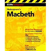 CliffsComplete Shakespeare's Macbeth: Complete Study Edition