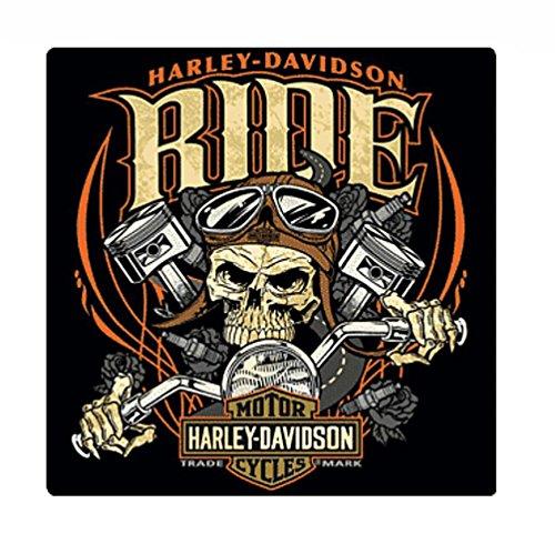 Motorcycle Biker Metal Sign - 6