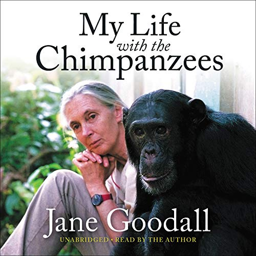 My Life with the Chimpanzees: Goodall, Jane, Goodall, Jane: 9781549184581:  Amazon.com: Books