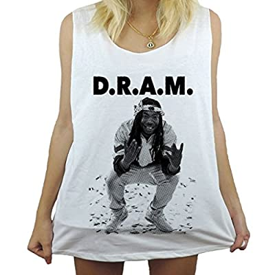 Modman Men's Dram D.R.A.M Rapper Hiphop Tank Top