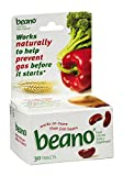 Beano, Tablets 30 ct (Pack of 4)