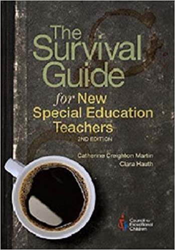 survival guide for special education teachers reference book