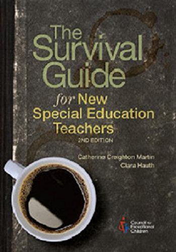- The Survival Guide for New Special Education Teachers