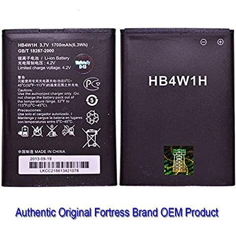 Replacement Battery for Huawei Valiant Y301 , Ascend Plus H881C , Vitria H882L , Inspira H867G / Prism 2 II Glory U8686 (Huawei Valiant Battery)