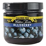 Walden Farms Fruit Sprd Cf No Carb Bluebry