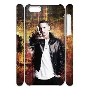 linJUN FENGC-EUR Diy 3D Case Eminem for iphone 4/4s