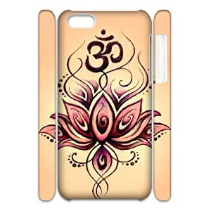 linJUN FENGLotus 3D-Printed ZLB820387 DIY 3D Phone Case for iphone 6 4.7 inch