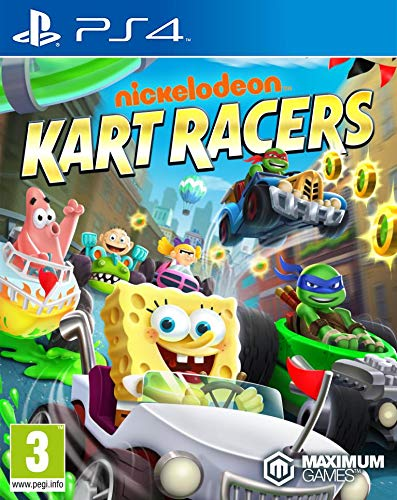 Nickelodeon : Kart Racers [PS4] | Maximum Games