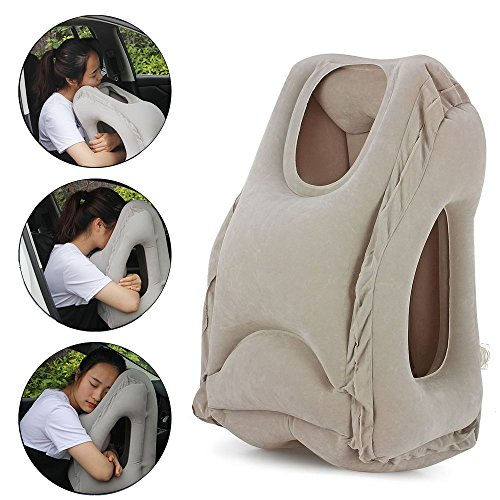 Airplane Pillows for Traveling, Travel Pillows Comroll ...