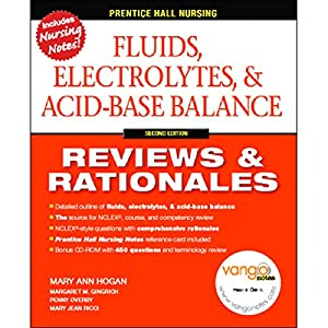 VangoNotes for Fluids, Electrolytes & Acid-Base Balance Audiobook