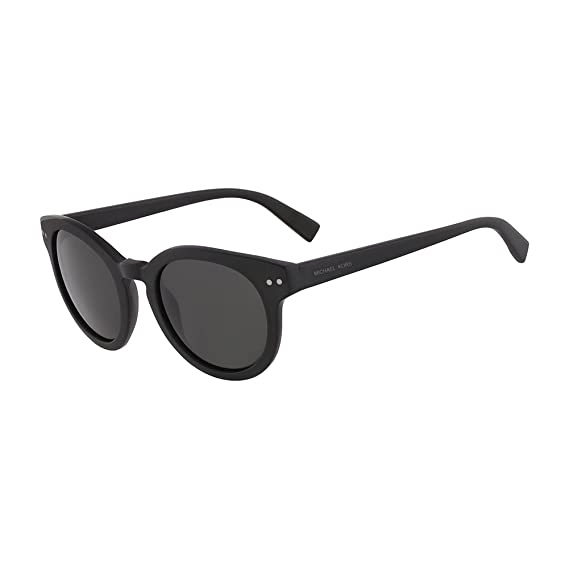c5aa60201cc Image Unavailable. Image not available for. Colour  Michael Kors MKS854M-001  Mens MKS854M Black Asher Sunglasses