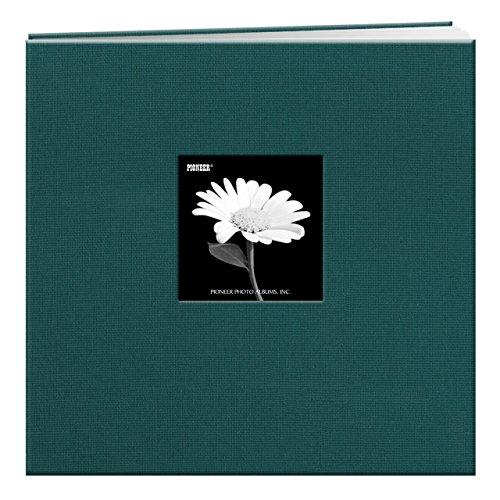 Postbound Fabric Frame Scrapbook Album - 6
