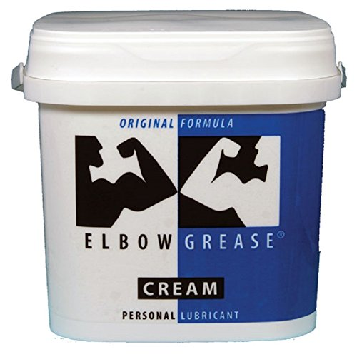 (Elbow Grease Original Cream Jar - 1/2 Gallon )