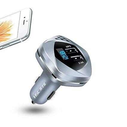 OUYAWEI Reproductor de MP3 con Bluetooth para Coche, Estilo ...