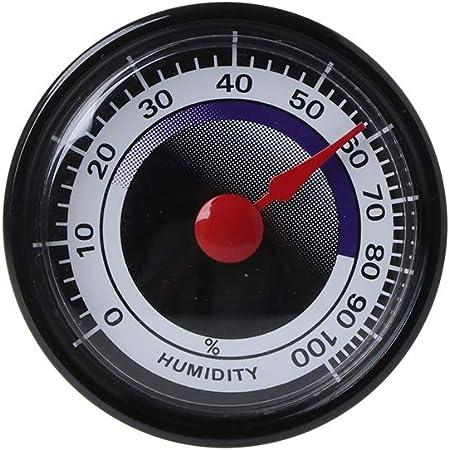 Qiulip H-50 - Caja antihumedad para interior y exterior, higrómetro especial, medidor de humedad de aire, equipo periférico para fotografía: Amazon.es: Hogar