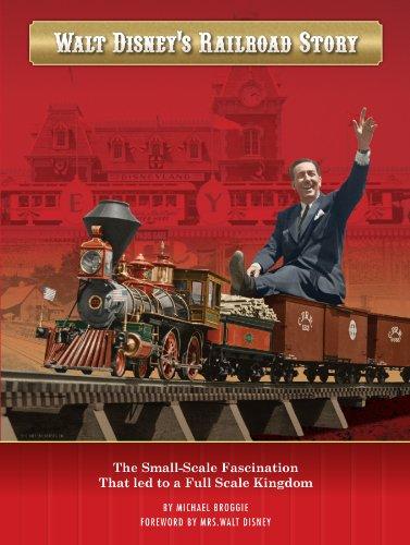 Walt Disney's Railroad Story (Walt Disney Train)