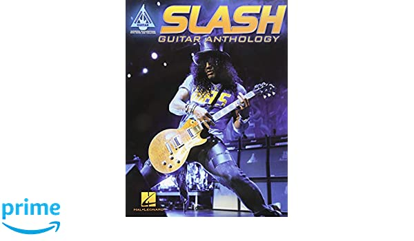 Slash - Guitar Anthology: Amazon.es: Slash: Libros en idiomas extranjeros