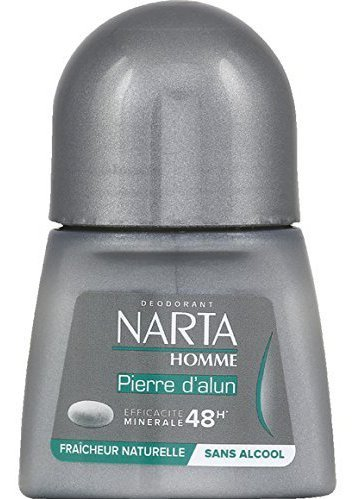 NARTA HOMME PIERRE D ALUN 48 HEURES ALCOHOL-FREE