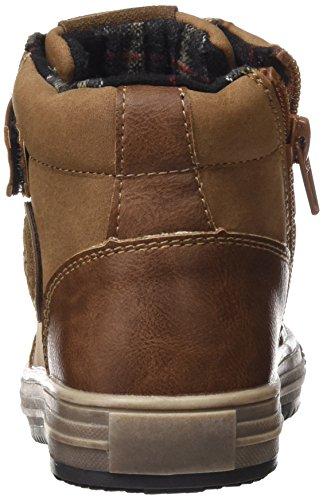 Conguitos Jungen Hi126815 Derby-Schuhe Braun (Cuero)