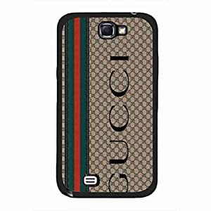 Gucci Logo Phone Funda Cover,Fashion Design Phone Cover Funda For Samsung Galaxy Note 2,Gucci Logo Phone Accessories