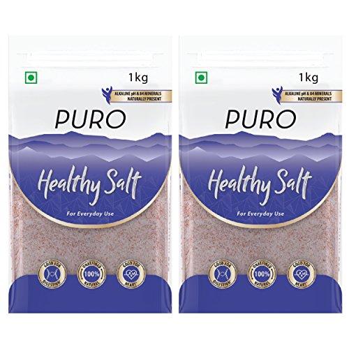 Puro Healthy Salt, 1kg (Pack of 2)