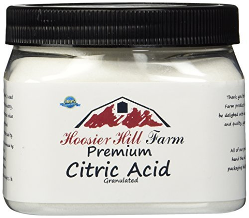 Hoosier Hill Farm Premium Citric Acid, 1 lb.