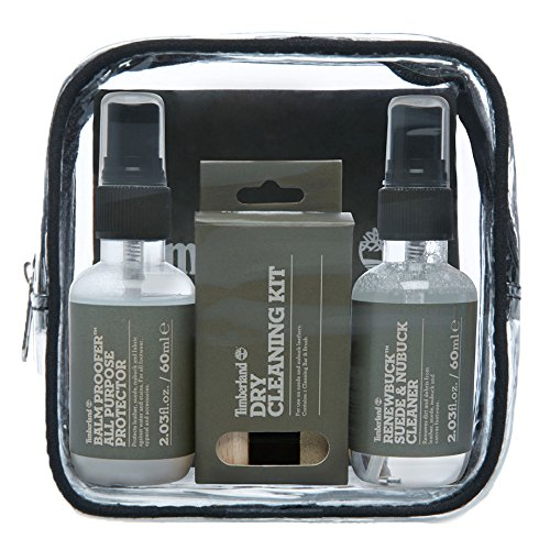 Timberland Travel Kit Plus Shoe Care Product, no Color, OS 0
