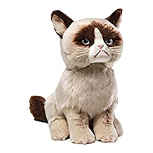 Gund Grumpy Cat Plush Figure