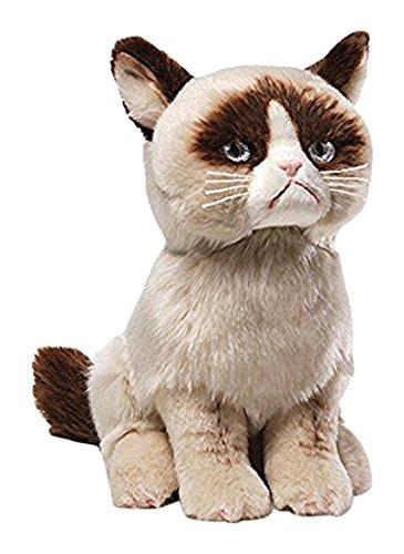 Gund Grumpy Cat Plush Stuffed Animal Toy image