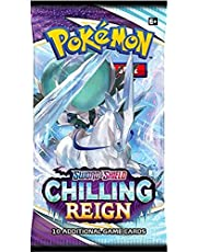 Chilling Reign Booster Pack - Single Pack (10 Cards)