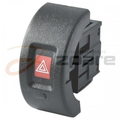 MILPAR Interruptor de señal de socorro, Warning Astra G Descapotable (F67) 1.6 16 V/Astra G Descapotable (F67) 1.8 16 V: Amazon.es: Coche y moto